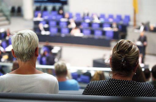 Bundestag beschließt Strafverschärfungen für Stalking