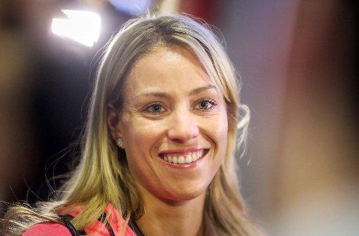 Kerber will dritten Titel in Stuttgart holen