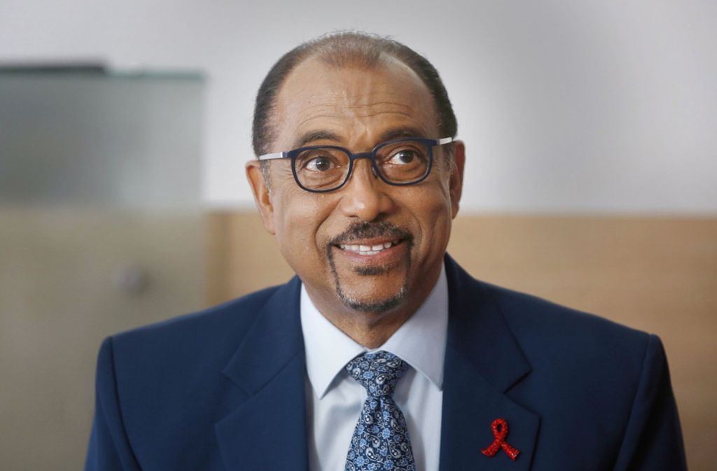 Massive Vorwürfe:  Unaids-Chef Michael Sidibé muss gehen. Foto: AP