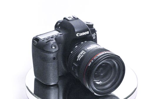 Canon EOS 6D - Videoansicht