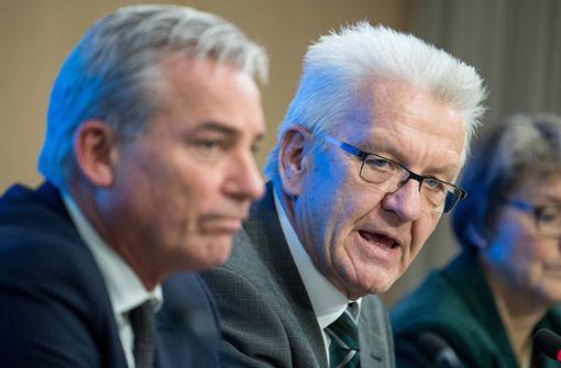 Kommt es zum schwarz-grünen Koalitionsbruch?