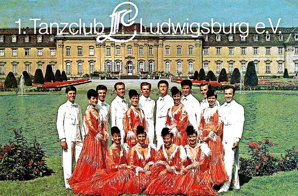 Der Weltmeister 1985/1986 präsentiert sich vor dem Ludwigsburger Schloss. Foto: privat