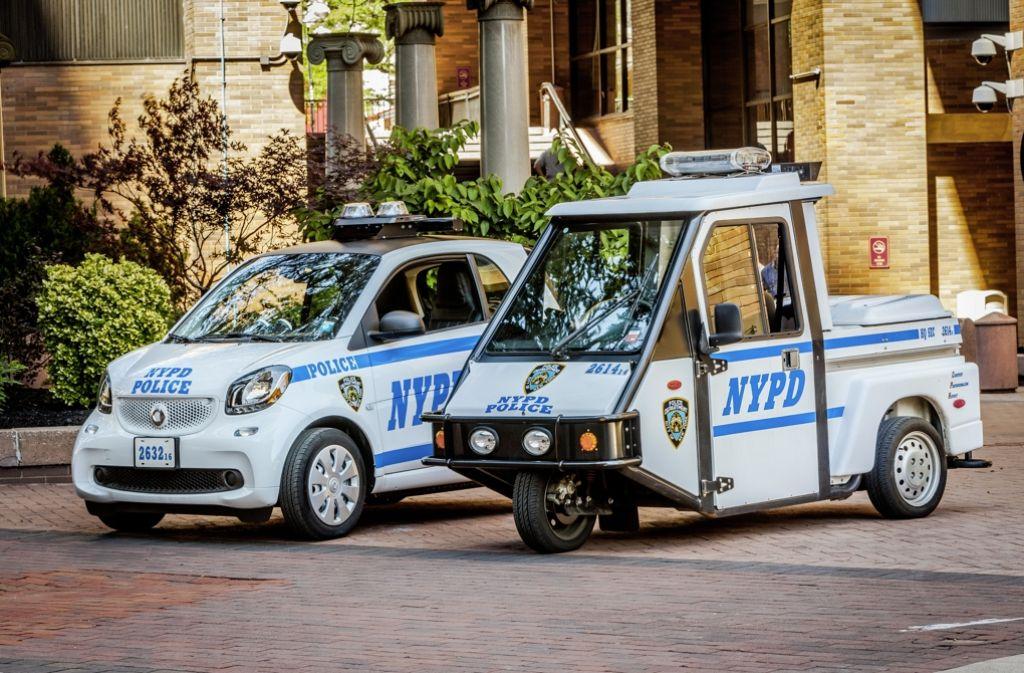 Smarts Im Big Apple Amerikaner Machen Sich Gerne über Kleine Autos
