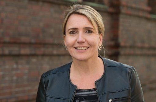 Die Saarländerin Simone Peter kandidiert auf dem Grünen-Parteitag für den Vorsitz. Foto: