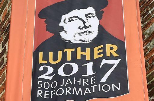 Auch die Katholiken feiern Martin Luther