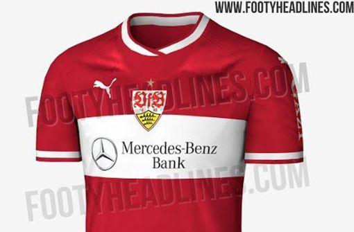 Sieht so das neue Auswärtstrikot des VfB aus?