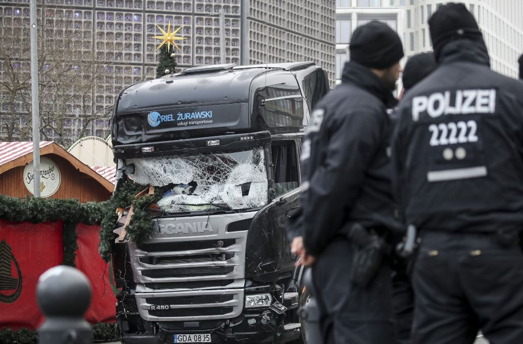 Anis Amri hatte bei seinem Terroranschlag im Dezember in Berlin zwölf Menschen in den Tod gerissen. Foto: dpa