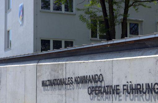 Ulm wird Nato-Kommandozentrum