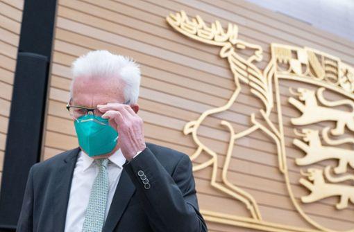 Kretschmann muss aus Plenum eilen – Protokoll einer wirren Sitzung