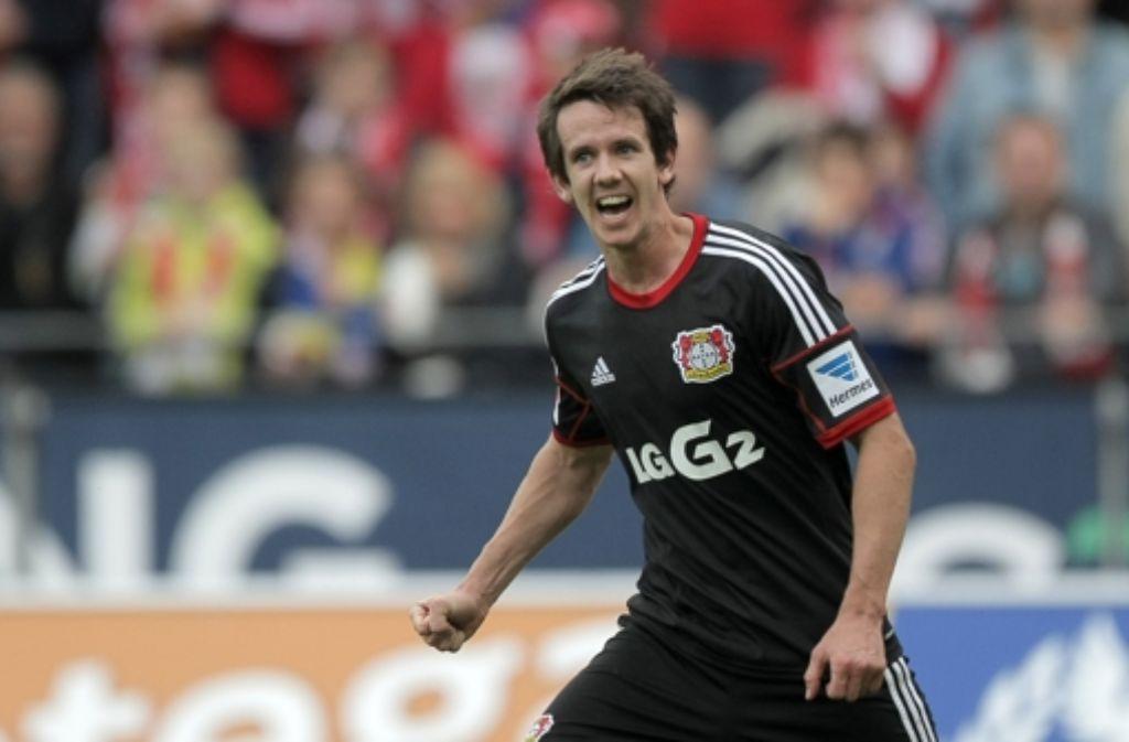 Robbie Kruse soll die Probleme im VfB-Sturm beheben. Foto:dpa Foto: