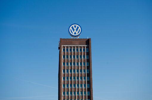 VW begrenzt Top-Gehälter