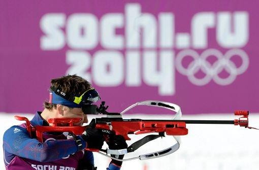 Björndalen schreibt Geschichte - siebtes Gold