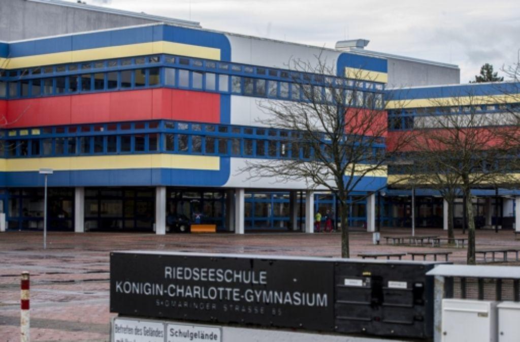 Das Möhringer Gymnasium bekommt neue naturwissenschaftliche Räume. Foto: Zweygarth