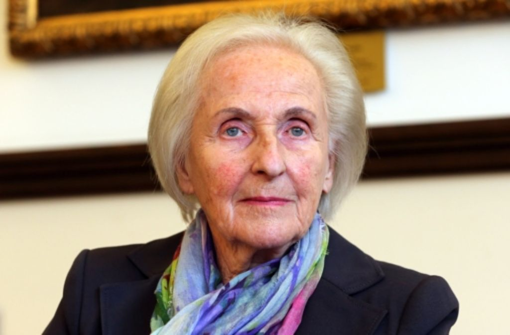 Johanna Quandt starb am Montagabend in Bad Homburg. Foto: dpa