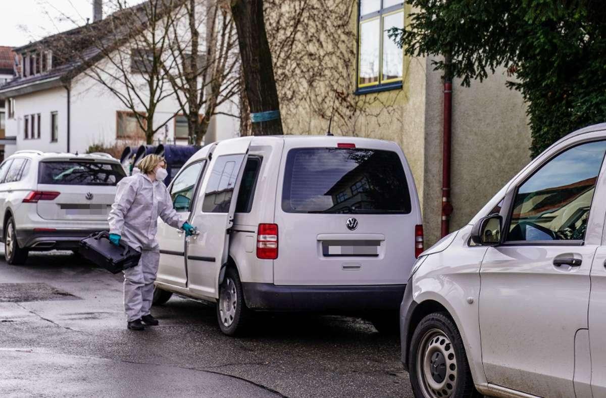 Eine Notärztin konnte bei der Frau nur noch deren Tod feststellen. Foto: SDMG/Kohls