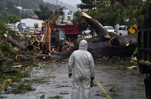 Drei Menschen sterben in Panama