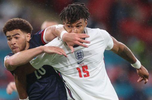 Schottland erkämpft sich einen Punkt gegen England