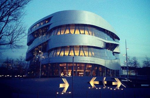 Bei der Social Media Night am Mittwochabend im Mercedes-Benz-Museum ging es um Pinterest und den Schutz vor Datenklau. Foto: privat