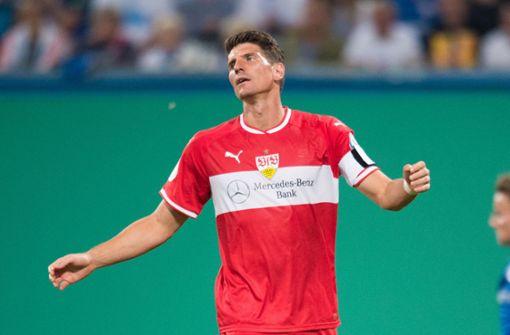Der VfB Stuttgart scheidet im DFB-Pokal aus