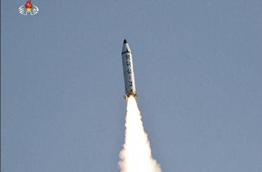 Rüstung - USA testen Abwehr von Interkontinentalrakete