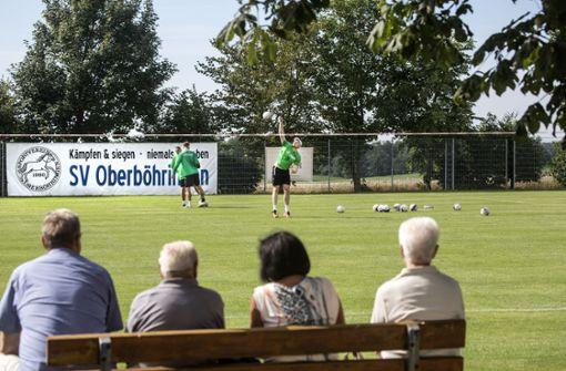 Faustballer bereiten sich auf die WM vor