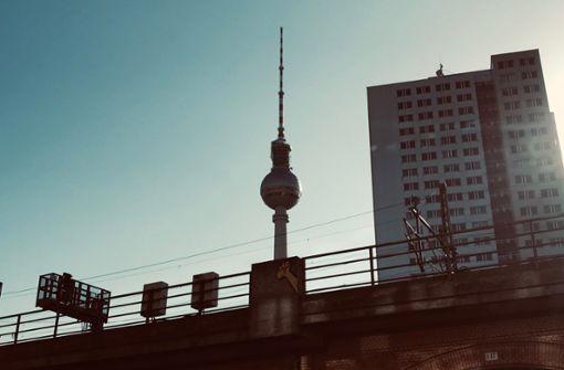 Exil-Schwaben berichten von ihrem Alltag in der Hauptstadt