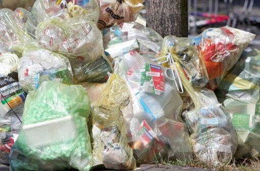 Schülerinnen veranstalten Woche ohne Müll