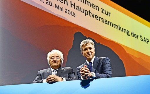 Kritik an teuren SAP-Zukäufen