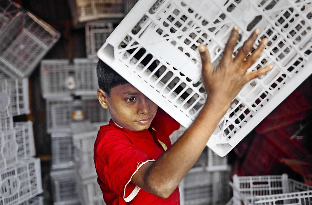 Unternehmen sollen ihre menschenrechtliche Sorgfaltspflicht stärker wahrnehmen. Foto: dpa