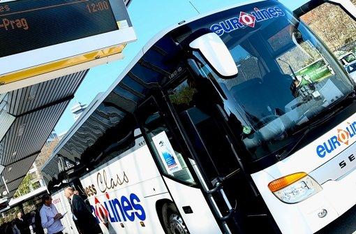 Fernbusse wollen die   Region ansteuern
