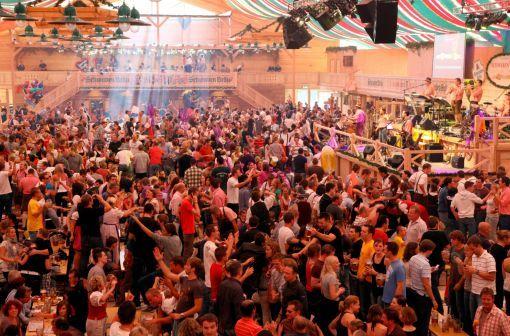 Volksfest oder Ballermann