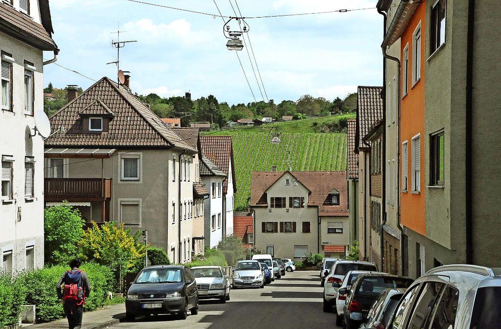 Der Stadtbezirk hat gute Chancen, sich städtebaulich aufzuwerten. Foto: Georg Linsenmann