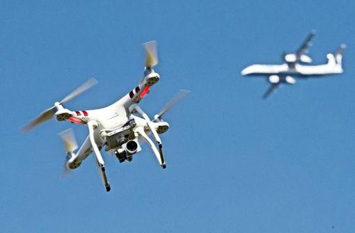 Wie kann man Drohnen stoppen?