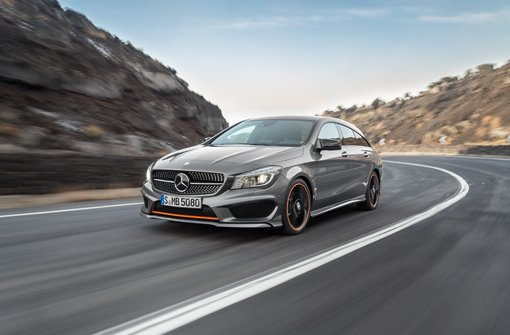 Der neue CLA Shooting Brake.