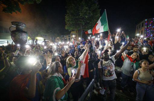 Italiener machen die Nacht zum Tag