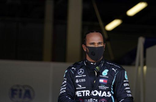 Lewis Hamilton holt Pole Position – Sebastian Vettel enttäuscht