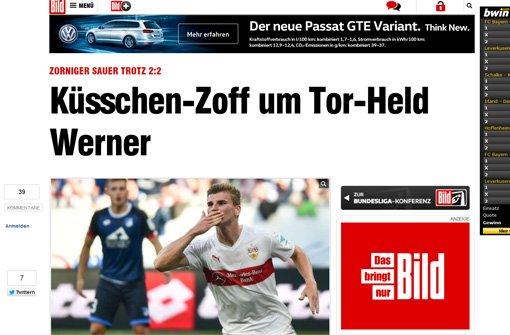 Die Pressestimmen zum VfB-Spiel
