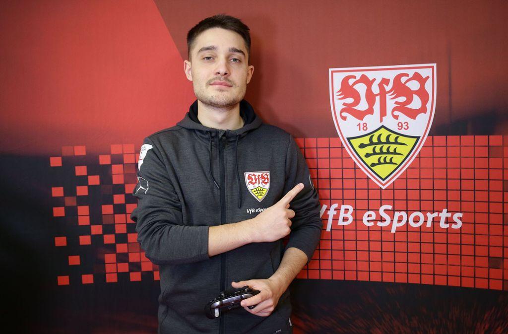 """Marcel """"Marlut"""" Lutz und seine Teamkollegen können in der Club Championship noch oben angreifen. Foto: Pressefoto Baumann/Hansjürgen Britsch"""