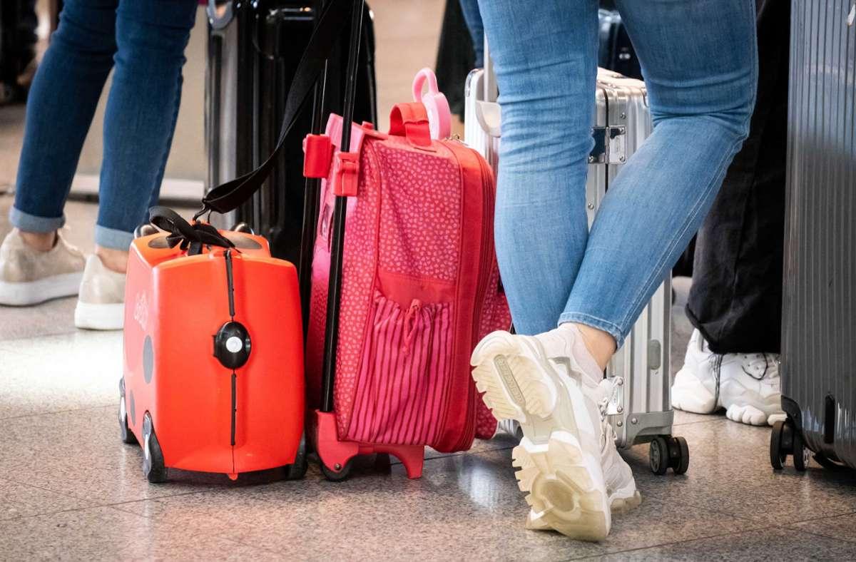Für Reiserückkehrer gilt ab diesem Sonntag eine neue Testpflicht (Symbolbild). Foto: Lichtgut/Achim Zweygarth
