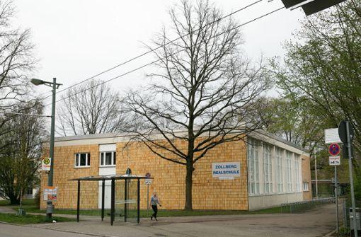 PCB-Fund  auch in der Realschule Oberesslingen