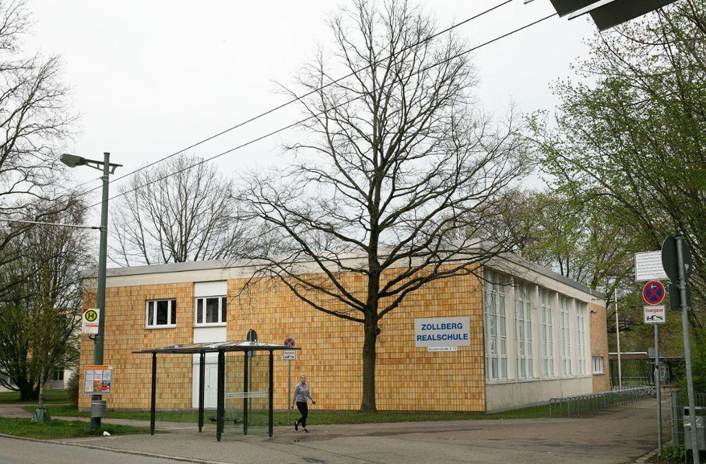 Anfang Mai werden die Eltern der Zollberg-Realschüler informiert. Foto: Ines Rudel