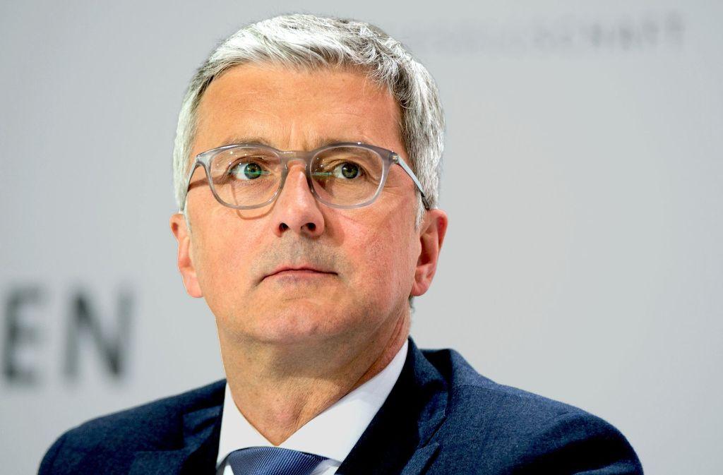 Der Aufsichtsrat der Ingolstädter VW-Tochter Audi ist sich sicher,  dass der 53-jährige Rupert Stadler sich nichts hat zu Schulden kommen lassen. Foto: dpa