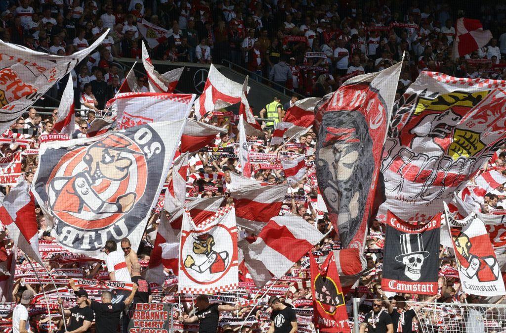 Am 15. Dezember wird der neue Präsident des VfB gewählt. Foto: Pressefoto Baumann/Hansjürgen Britsch