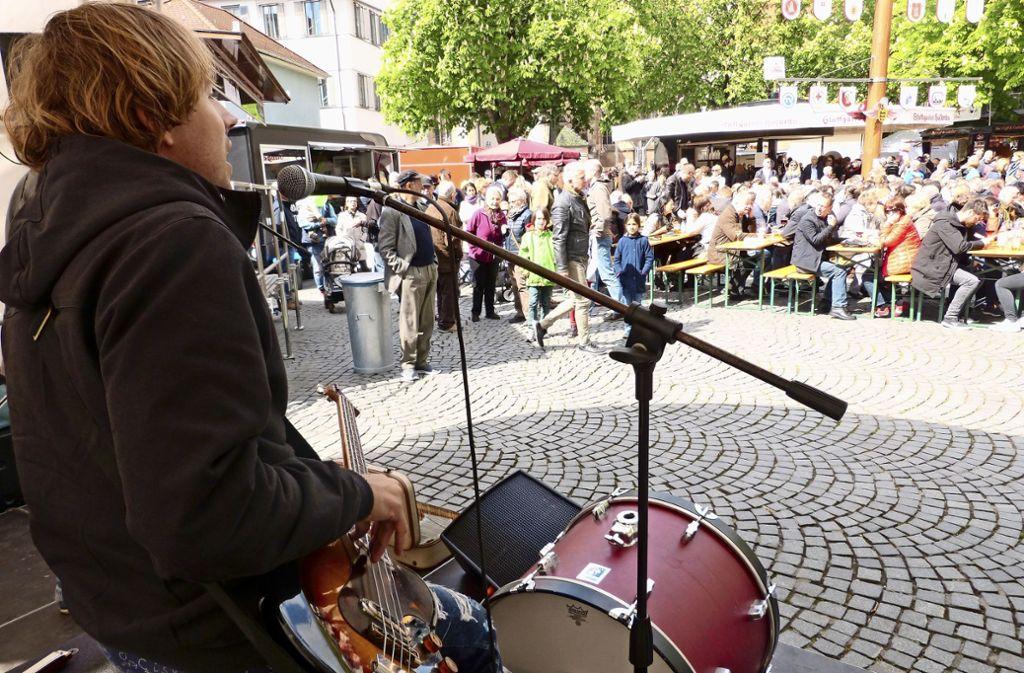 Die Veranstaltung Musik und Wein stand auf der Kippe, wird jetzt aber doch am 7.April durchgeführt. Foto: