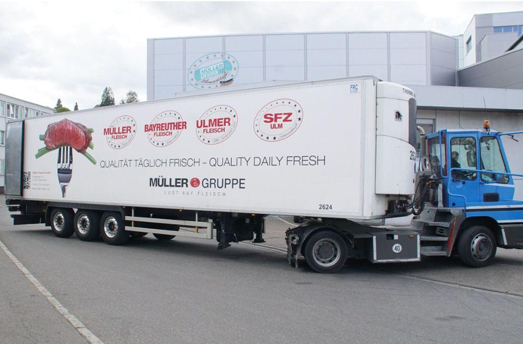 Die Masseninfektionen bei Müller Fleisch beschäftigen nun auch den Landtag. Foto: SDMG/ / Gress
