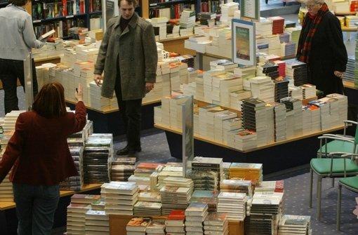 Der Buchmarkt in der Landeshauptstadt ist in Bewegung. Foto: dpa