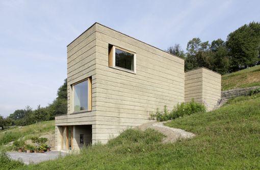 Gut für die Umwelt und die Baukultur
