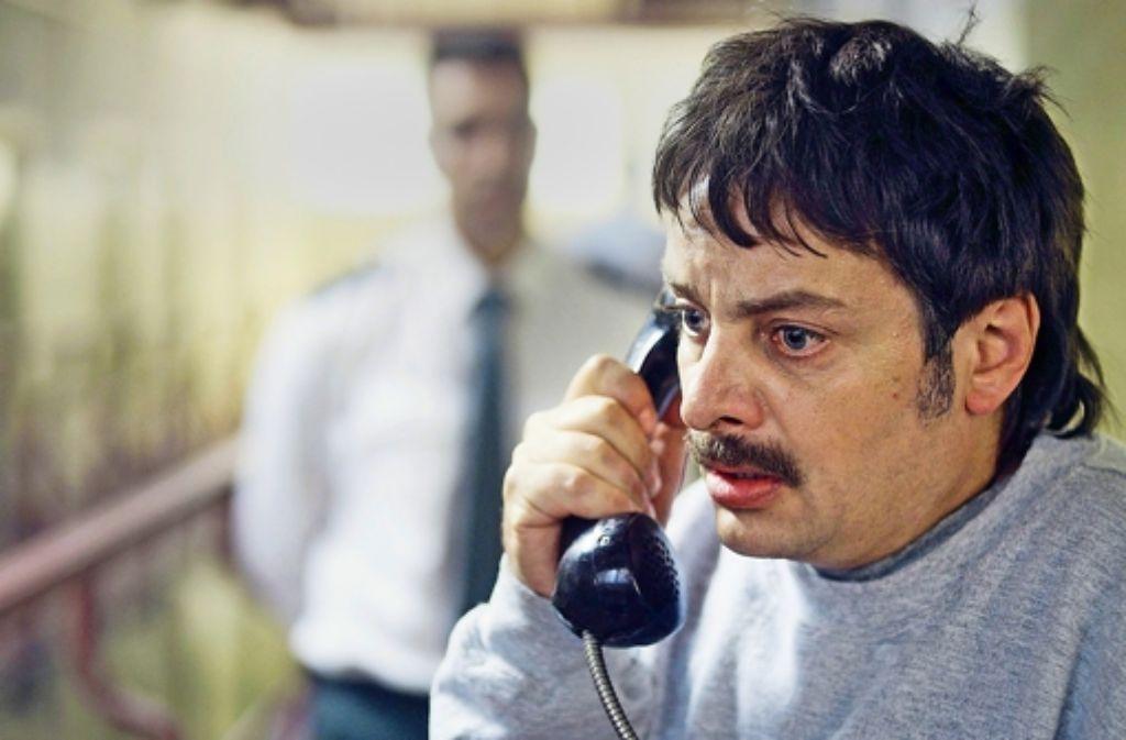 Den Film Unter Anklage: Der Fall Harry Wörz - hier eine Szene mit Rüdiger Klink in der Titelrolle - zeigt die ARD am 29. Januar um 20.15 Uhr. Foto: SWR-Pressestelle/Fotoredaktion