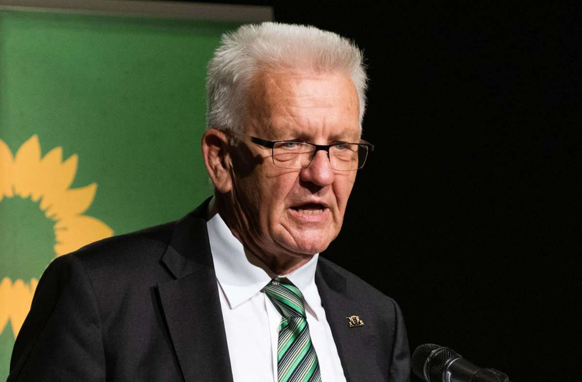 Baden-Württembergs Ministerpräsident Winfried Kretschmann (Grüne) ist überzeugt:   Investitionen in den Klimaschutz zahlen sich aus. (Archivbild) Foto: dpa/Philipp von Ditfurth