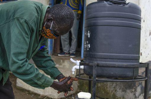 1,8 Milliarden Patienten weltweit ohne Zugang zu sauberem Wasser